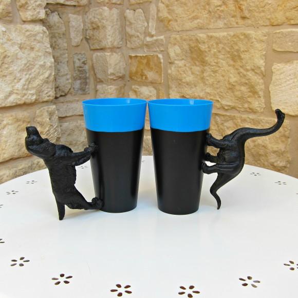 dinosaur tumbler cups