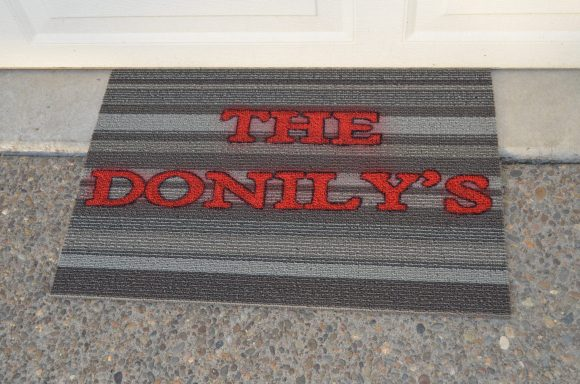 Tutorial: Custom Welcome Mat