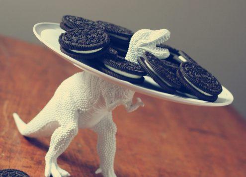 Dinosaur Serving Dish