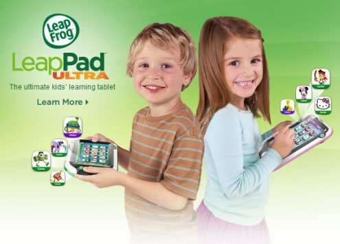 The Ultimate Kids' Learning Tablet: leappad ultra