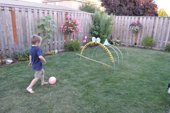 Tutorial: Hula Hoop Shark Game