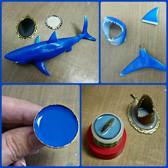 Shark Jewelry Tutorial