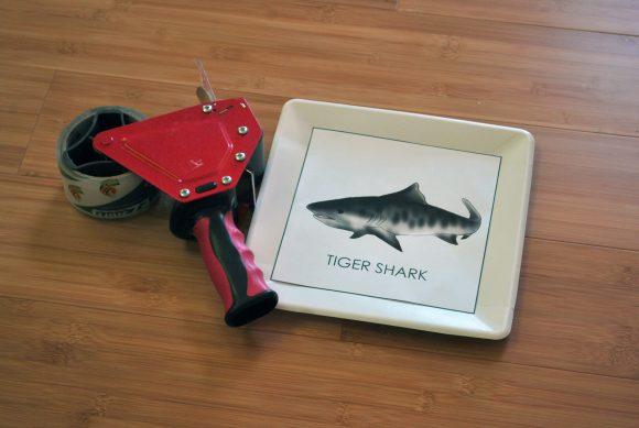 Shark Memeory Game