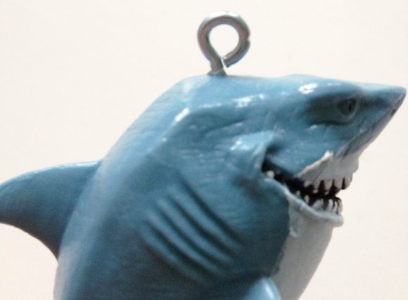 Make a Sharknado Ornament