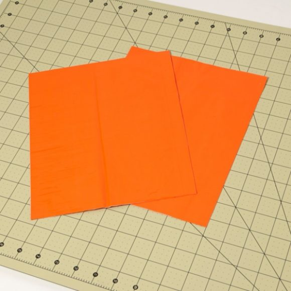 Make duct tape sheets