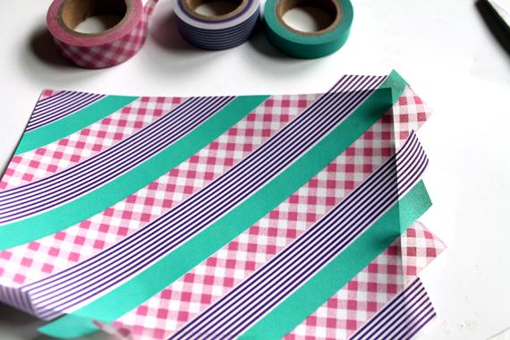 washi tape paper