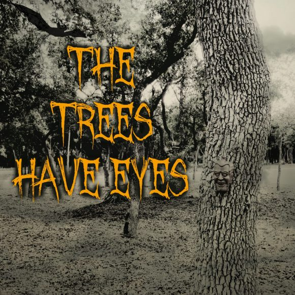 DIY The Trees have eyes