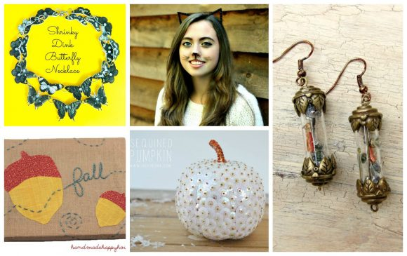 five fall craft ideas - dollarstorecrafts.com
