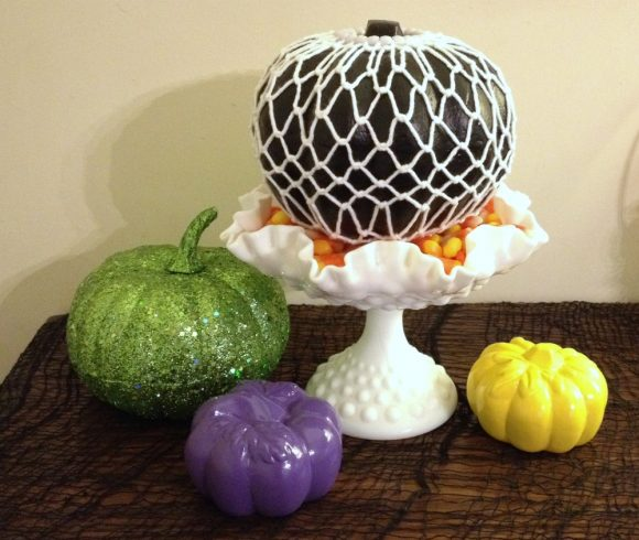 Macrame Pumpkin Tutorial