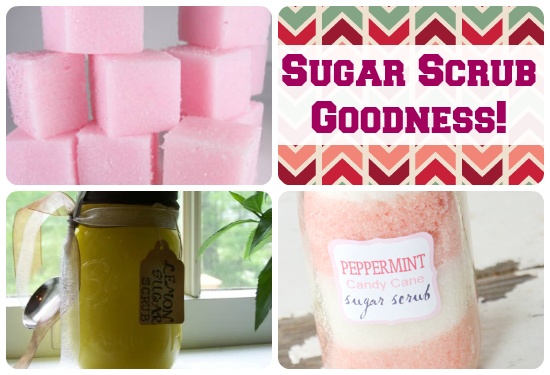 10 Easy Sugar Scrub Recipes for Winter Skin