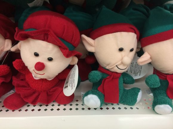 dollar tree elves