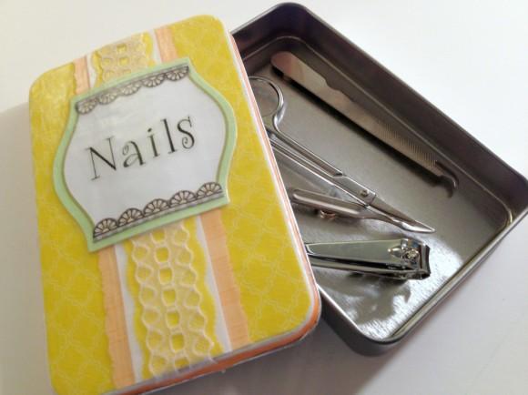 nail care gift set