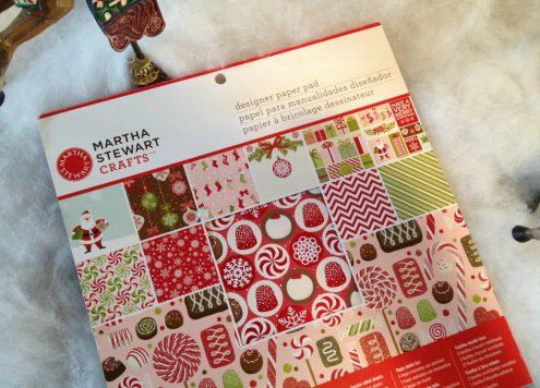 Martha Stewart Designer Paper Pad