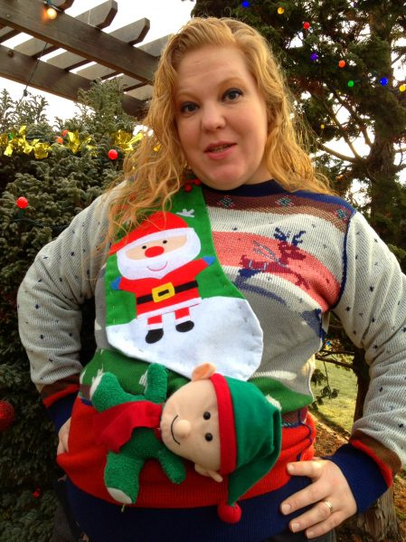 53 DIY Ugly Christmas Sweater Ideas |Ugliest Sweater Contest Ideas