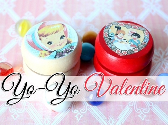 Valentine yo-yos