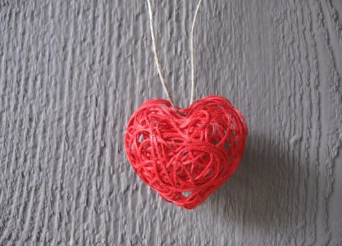 Make a String Art 3D Heart