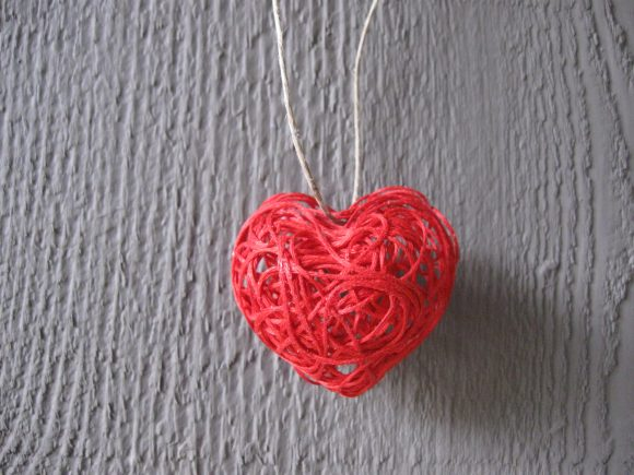 Make a String Art 3D Heart
