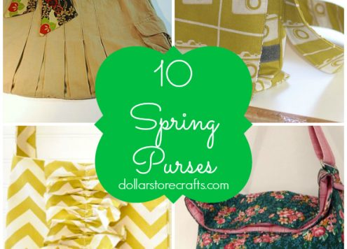 Spring Purses