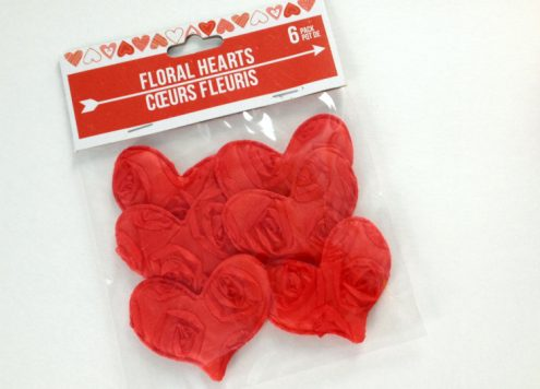 Valentine Heart Banners