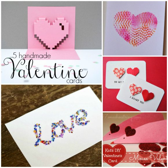5 Handmade Valentine Cards and how they can make a difference – How to Make Valentines Cards