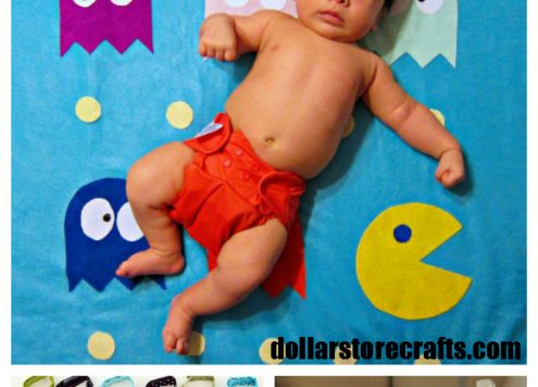 10 Crafts of rBabies and Expectant Mothers