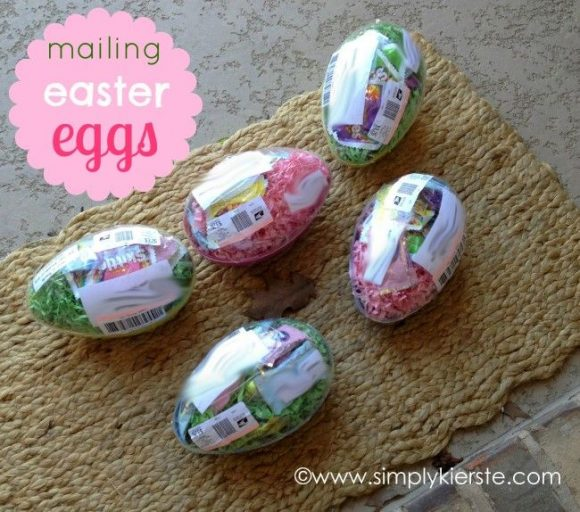 Send Easter Eggs in the Mail