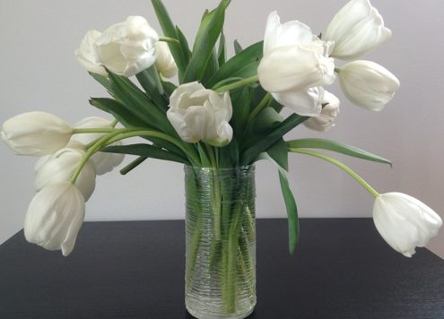 Make a Designer Inspired Spin Vase