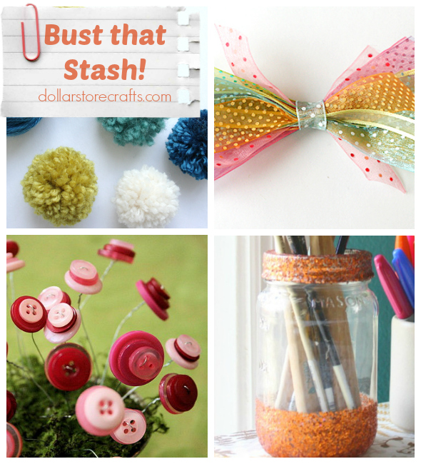 10 Craft Projects to Bust Your Stash