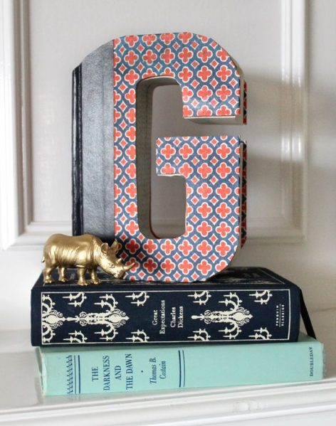 Anthro-Inspired Typography Books