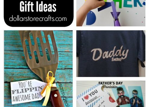 10 DIY Father's Day Gift Ideas