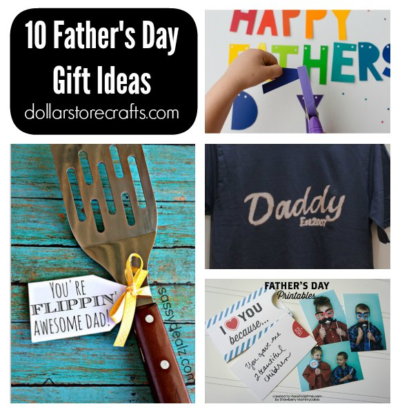 10 Diy Father S Day Gifts Dollar Store Crafts
