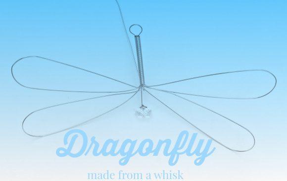 make a dragonfly
