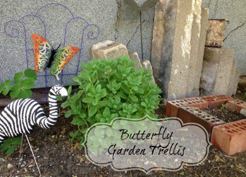 Butterfly Garden Trellis