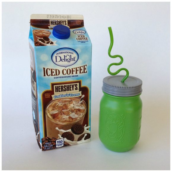 Which Drink are you? Funky Cookies 'n Creme Coffee