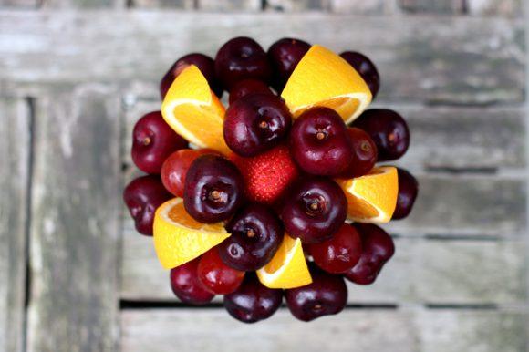 Make a Fruit Bouquet