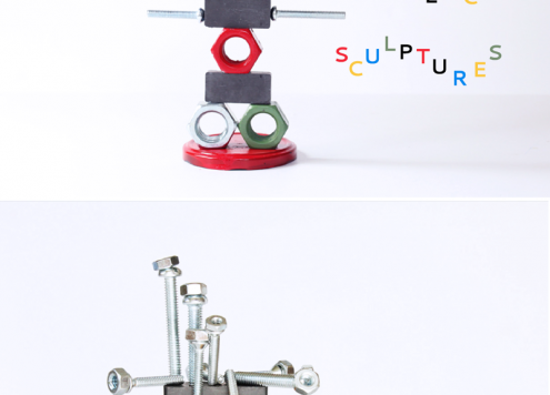 Make Magnetic Sculptures