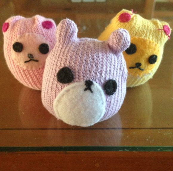 How to Make Hamster Hacky Sacks