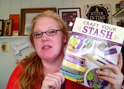 Crafty Your Stash by Lisa Fulmer