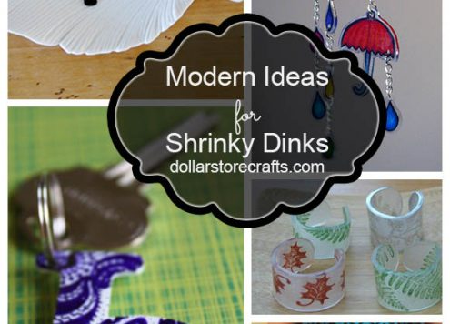 10 Shrinky Dink Ideas