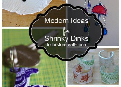 10 Shrinky Dink Ideas