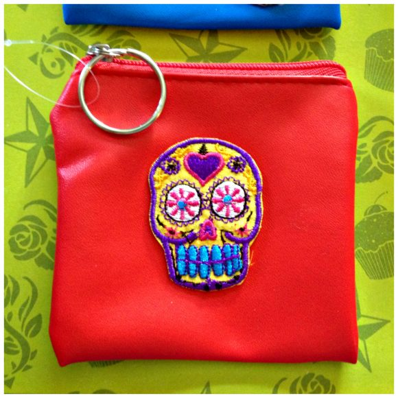 These sweet little coin purses are surprisingly simple to make and budget-friendly too. Check out the video or the written instructions for how to make your own sugar skull coin purses.