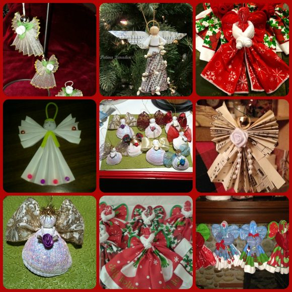 DIY Christmas Angel Ideas