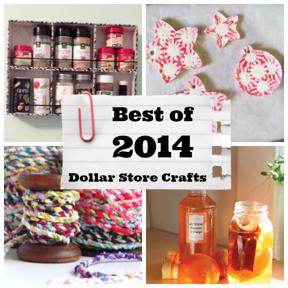 Top 10 Dollar Store Crafts Posts of 2014 » Dollar Store Crafts