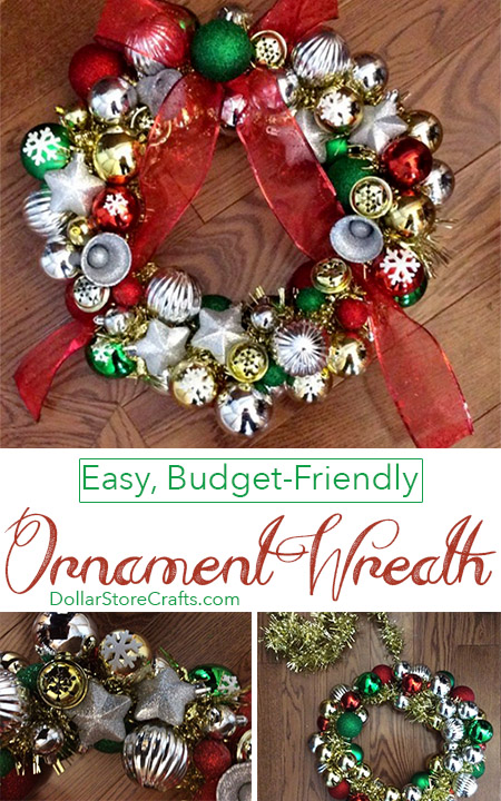 Tutorial: Ornament Wreath