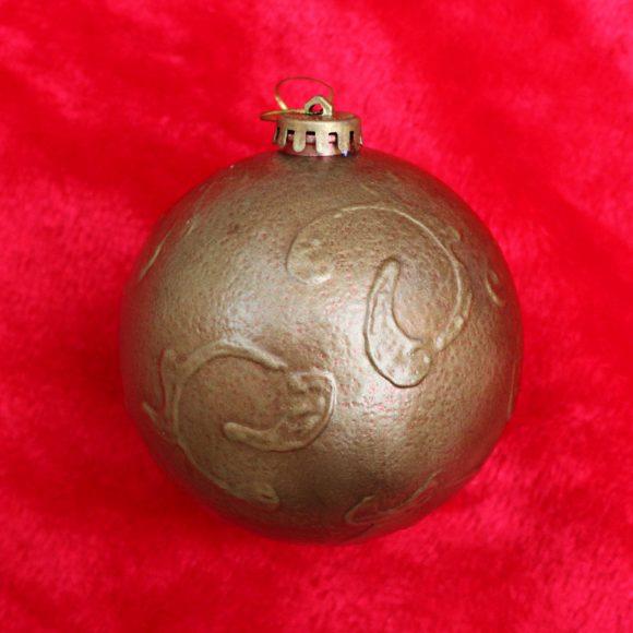 dollar store ornament DIY