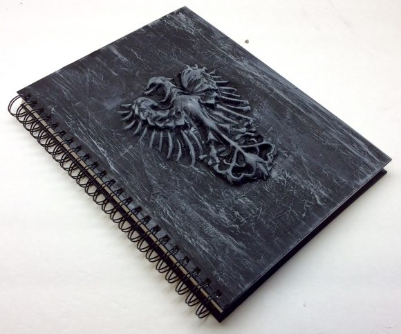 Custom 3D Notebook