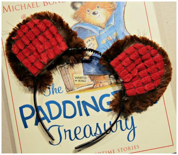 Paddington-Inspired Bear Headband Tutorial