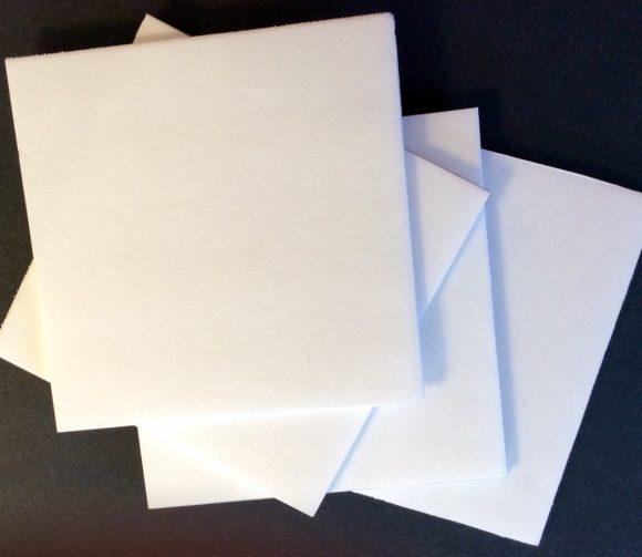 Custom tissue box cover
