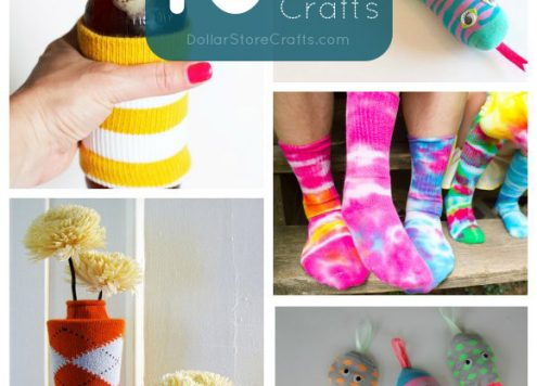 10 Sock Crafts