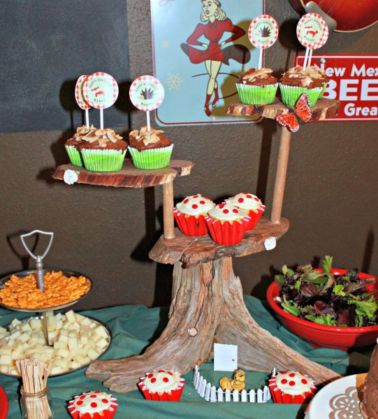 Make a Cupcake Stand